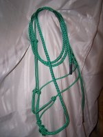 Trail Rope Halter